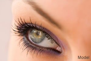 latisse beautiful eyelashes